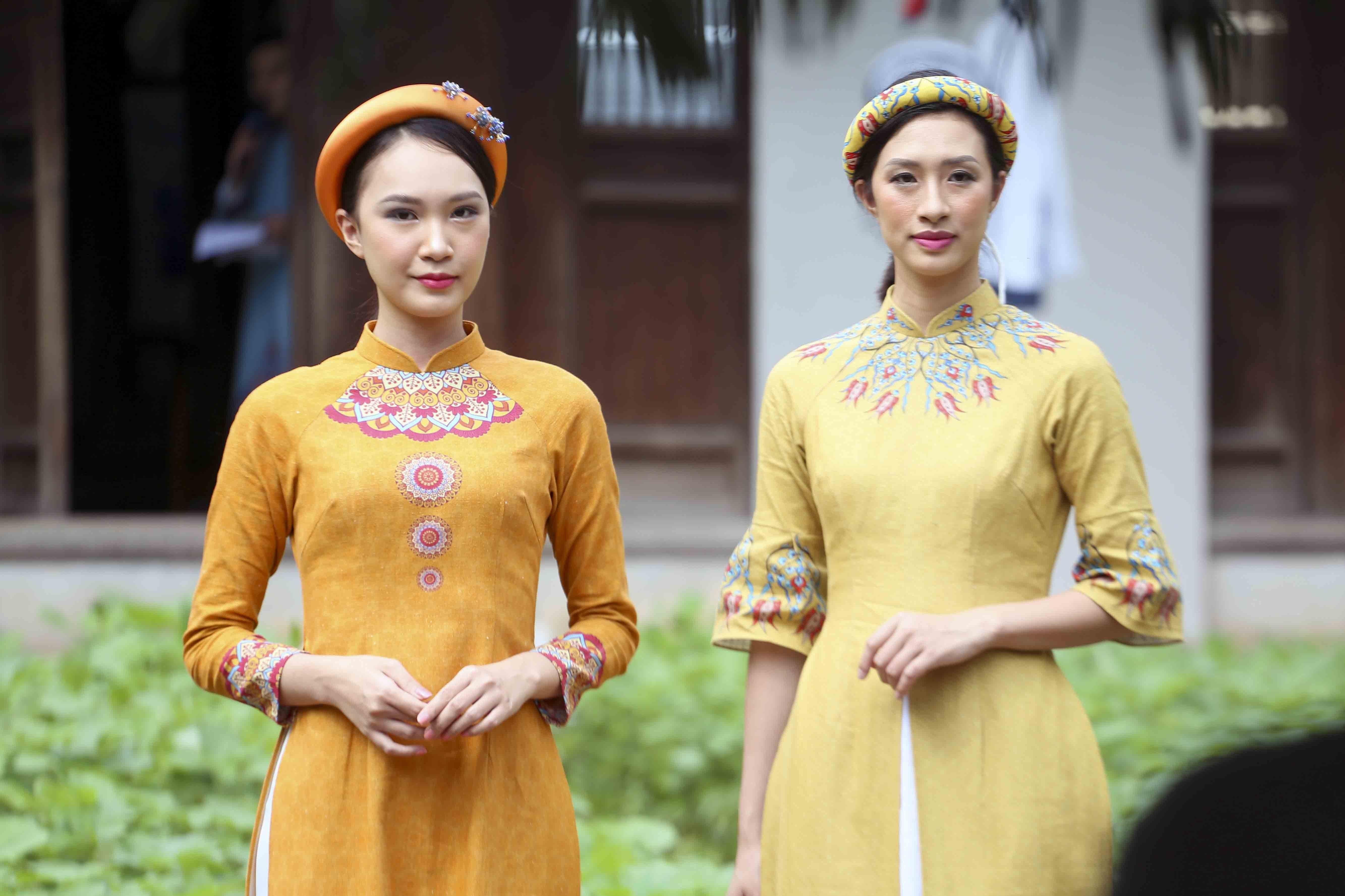 Programme honours beauty of Ao dai hinh anh 8