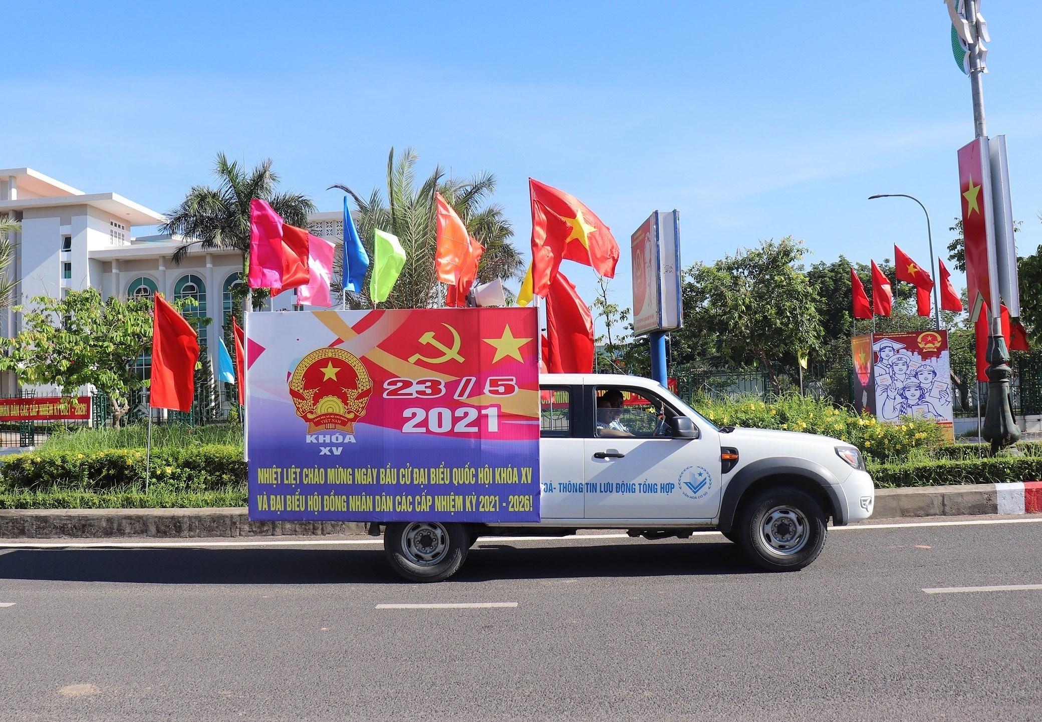 Les localites vietnamiennes sont pretes aux elections legislatives de 2021 hinh anh 10