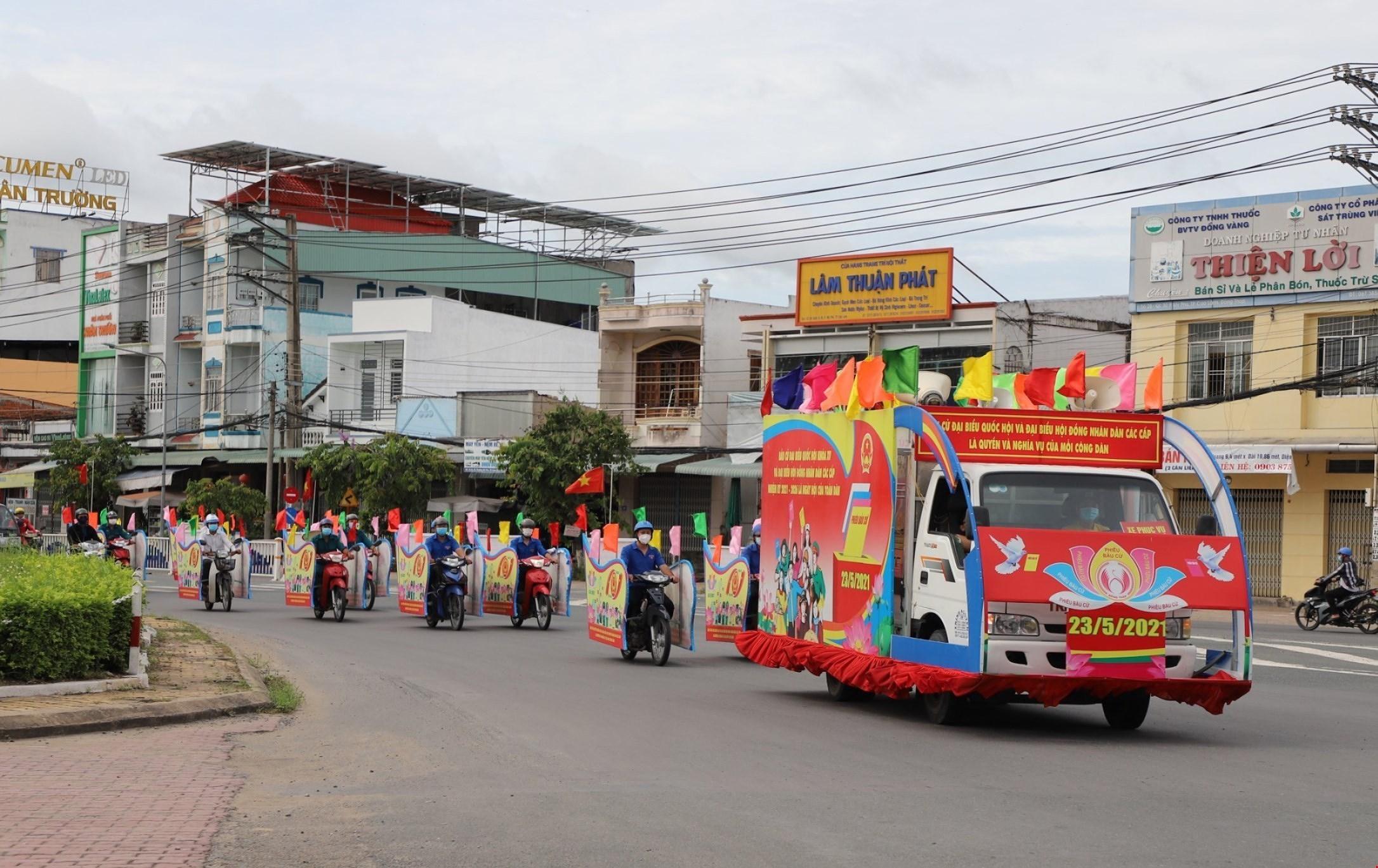 Les localites vietnamiennes sont pretes aux elections legislatives de 2021 hinh anh 5