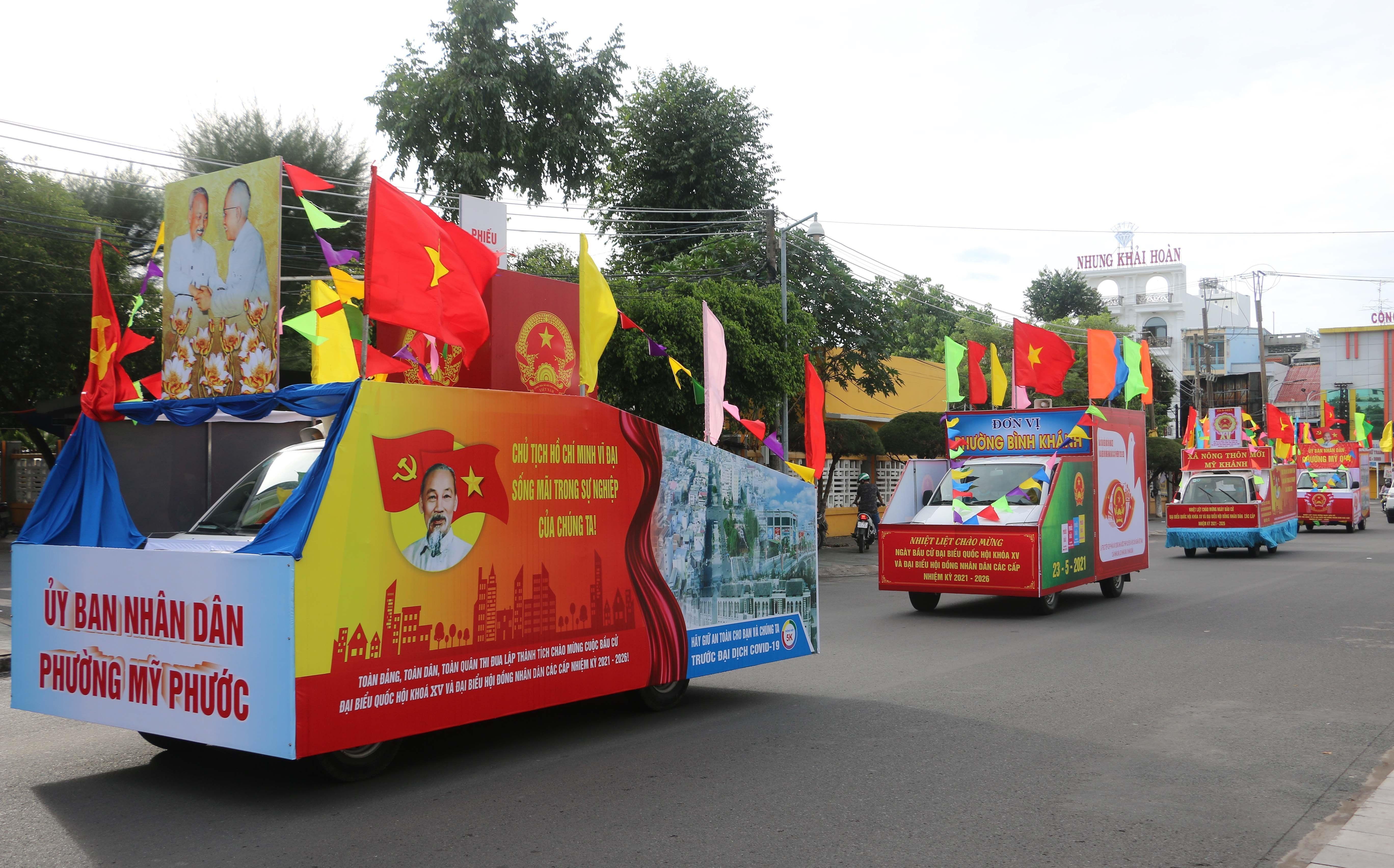 Les localites vietnamiennes sont pretes aux elections legislatives de 2021 hinh anh 6