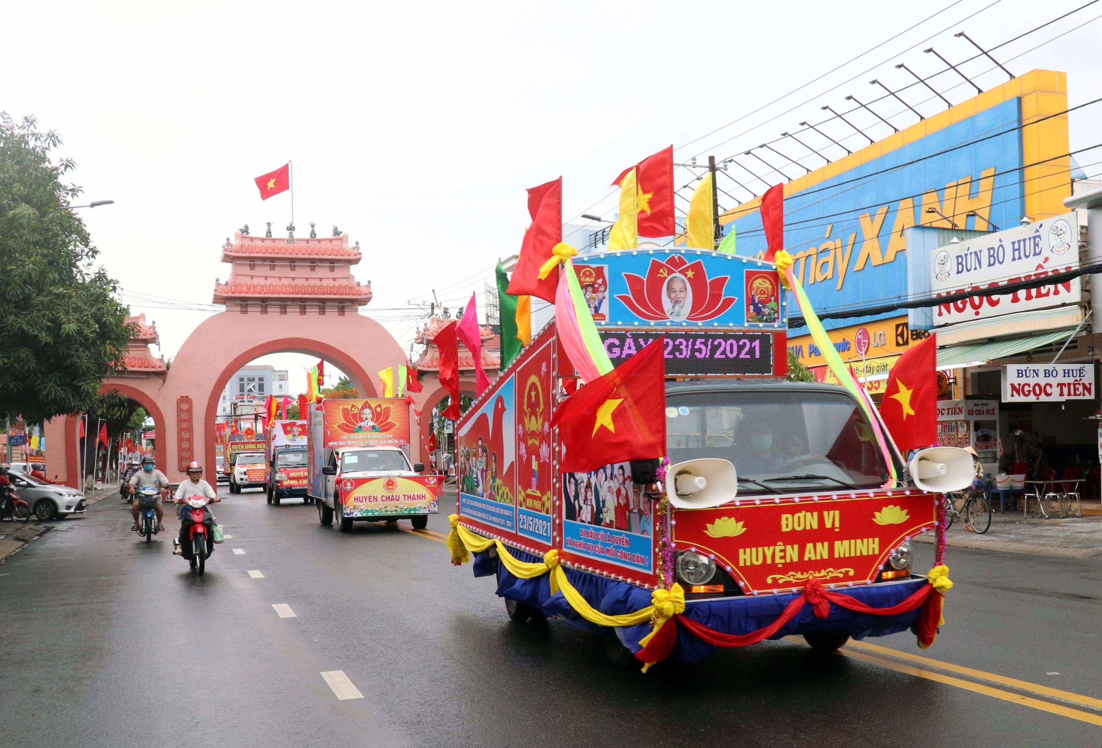 Les localites vietnamiennes sont pretes aux elections legislatives de 2021 hinh anh 7