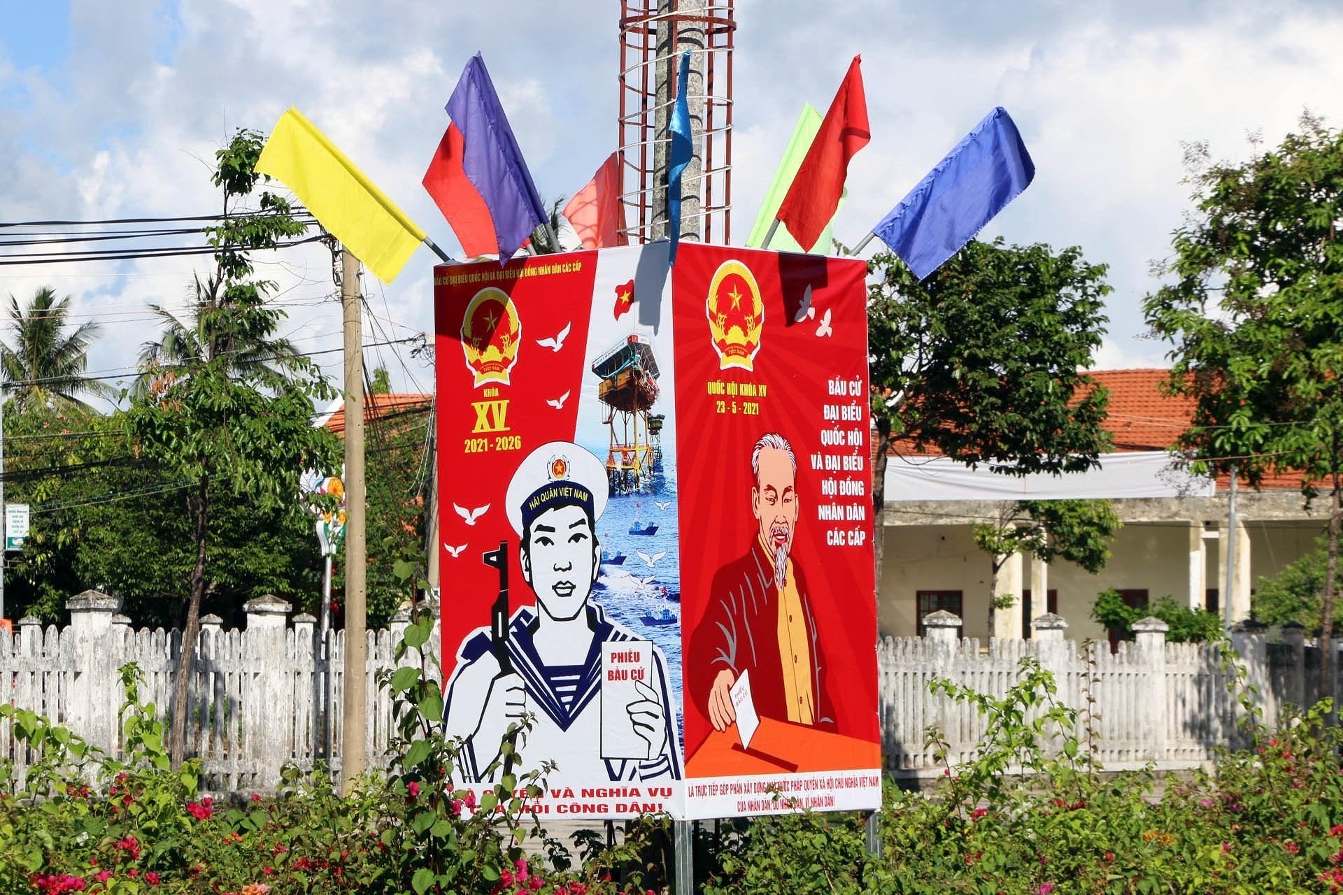 Les localites vietnamiennes sont pretes aux elections legislatives de 2021 hinh anh 8