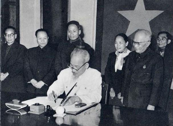 L'ere Ho Chi Minh - epoque la plus brillante de l'histoire de la nation vietnamienne hinh anh 15