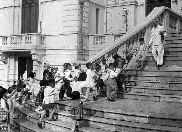 L'ere Ho Chi Minh - epoque la plus brillante de l'histoire de la nation vietnamienne hinh anh 16