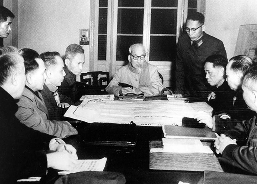 L'ere Ho Chi Minh - epoque la plus brillante de l'histoire de la nation vietnamienne hinh anh 20