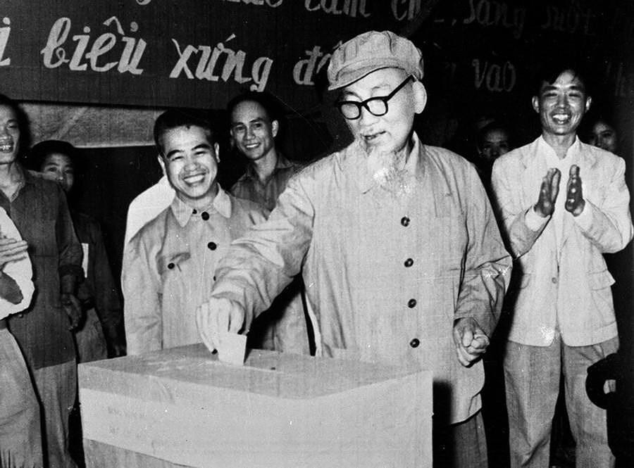 L'ere Ho Chi Minh - epoque la plus brillante de l'histoire de la nation vietnamienne hinh anh 23
