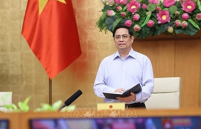 Resolutions approuvant la composition du gouvernement hinh anh 1