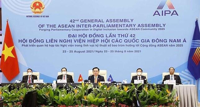 AIPA : le Brunei apprecie le role et les contributions du Vietnam hinh anh 1